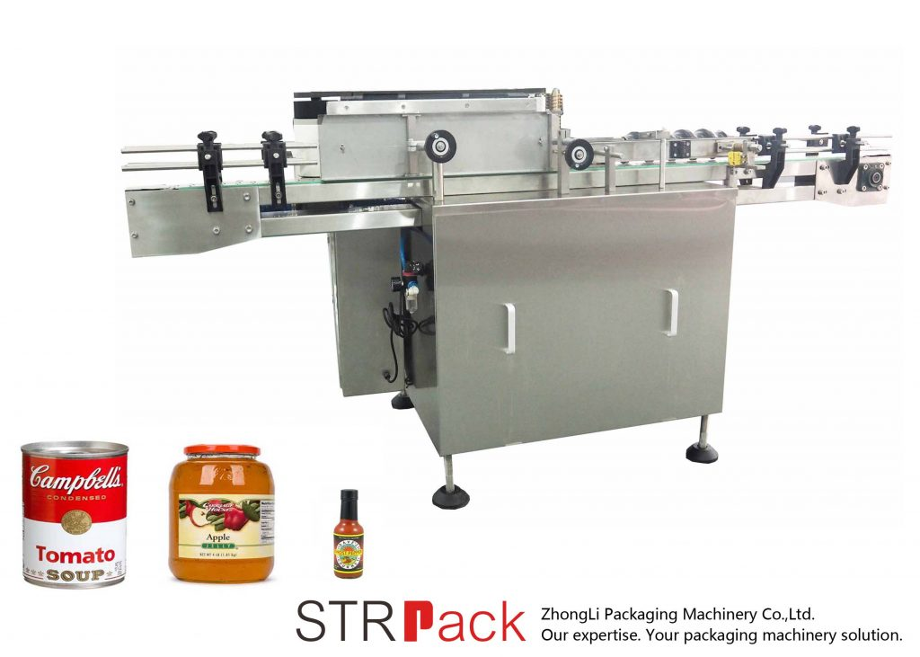 Avtomatik nam elim bilan markalash mashinasi (Paste Labeling Machine)